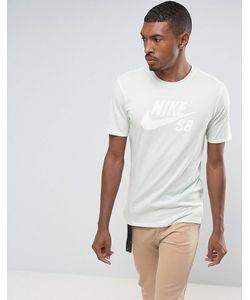 Nike SB | Зеленая Футболка Mint Pack 821946-372