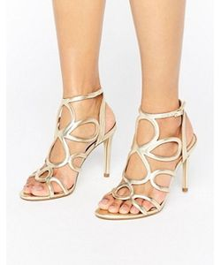 Carvela | Gabby Leather Heeled Sandals