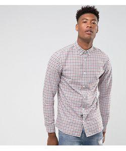 Selected Homme | Зауженная Рубашка В Клеточку Tall