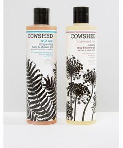 Cowshed | Два Средства Для Тела Ограниченной Серии Wild Knackered