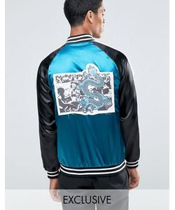 Reclaimed Vintage | Куртка С Нашивкой На Спине Souvenir