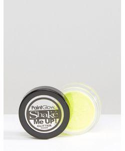 PaintGlow | Shake Me Up Uv Glitter Shaker Розовый
