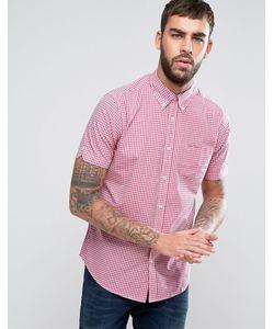 Ben Sherman | Рубашка Классического Кроя В Клеточку