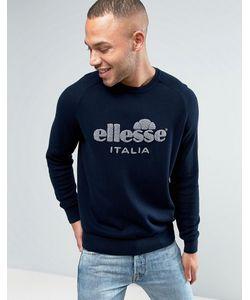 Ellesse | Трикотажный Свитшот С Большим Логотипом Italia