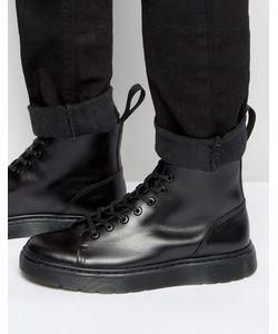 Dr. Martens | Ботинки С 8 Парами Люверсов Dr Martens Talib Черный
