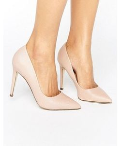 Call It Spring | Gwydda Blush Heeled Shoes