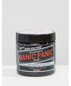 Manic Panic NYC | Крем-Краска Для Волос Временного Действия Classic Вороной