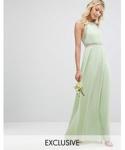 TFNC | Декорированное Платье Макси Wedding