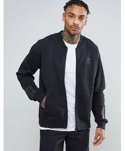 adidas Originals | Черная Свободная Спортивная Куртка Paris Pack Bk0520