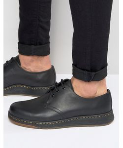 Dr. Martens | Dr Martens Lite Cavendish 3 Eye Shoes Черный