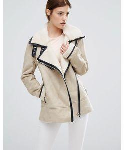 URBANCODE   Куртка Из Искусственной Замши Мульти