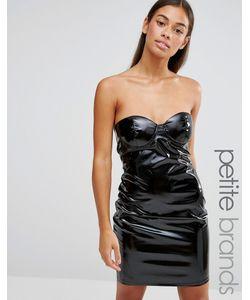 Boohoo Petite | Облегающее Платье Мини Черный