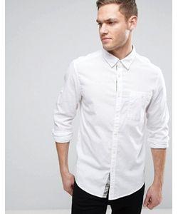Esprit | Рубашка Из Хлопка И Льна