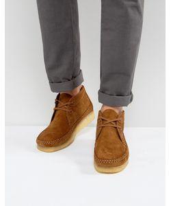 Clarks Originals | Замшевые Ботинки