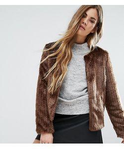 Unreal Fur | Джинсовая Куртка Без Воротника Dream