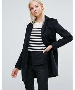 Vero Moda | Шерстяная Куртка На Пуговицах