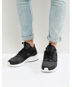 Nike | Черные Кроссовки Huarache Run Ultra 833147-003