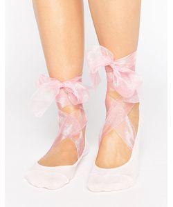 Asos | Носки С Завязками Из Органзы