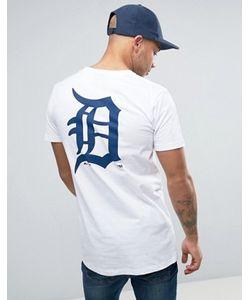 Majestic | Длинная Футболка Detroit Tigers