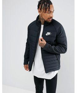 Nike | Черная Дутая Куртка Av15 861785-010