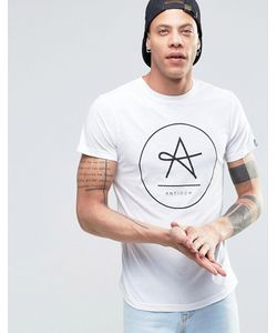 Antioch | Футболка С Логотипом Белый