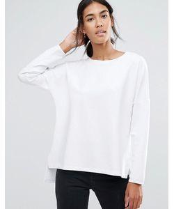 Uncivilised   Eclipse Sweatshirt Белый