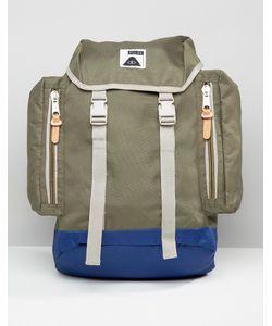 Poler | Рюкзак Зеленый