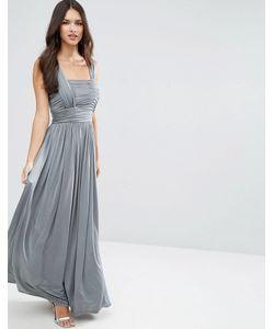 Asos | Платье Макси Со Сборками Wedding