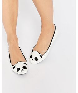 Cute to the Core | Плоские Туфли Pandamonium