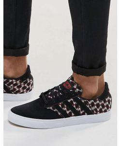 adidas Originals | Черные Кроссовки Seeley Premiere B27368