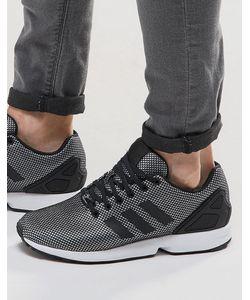 adidas Originals | Серебристые Кроссовки Zx Flux S32276 Серебряный