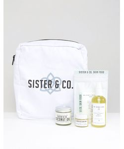 Sister & Co. | Косметический Набор Sister Co Jet Set Бесцветный