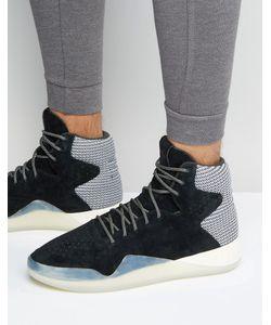 adidas Originals | Черные Кроссовки Tubular Instinct S80088