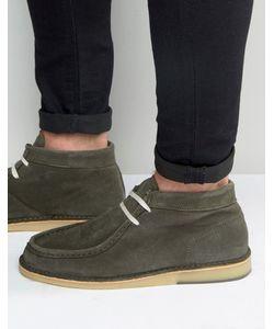 Selected Homme | Замшевые Ботинки Ronni