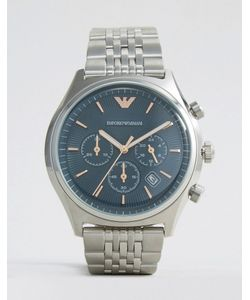 Emporio Armani | Часы С Хронографом Из Нержавеющей Стали Ar1974 Серебряный