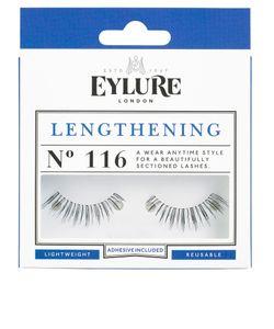 Eylure | Накладные Ресницы Lengthening 116 Черный