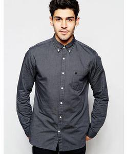 Selected Homme | Оксфордская Рубашка Классического Кроя