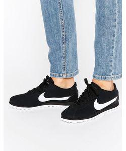 Nike | Черно-Белые Кроссовки С Перфорацией Cortez Ultra Moire