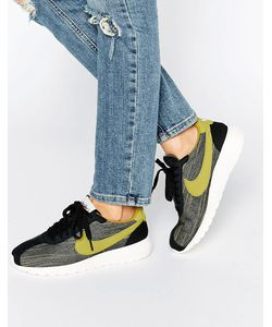 Nike   Кроссовки Цвета Хаки Roshe Ld 1000 Зеленый