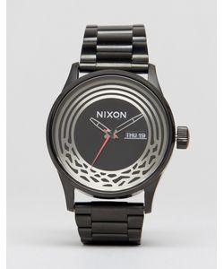 Nixon x Star Wars | Часы Из Нержавеющей Стали Kylo Ren Sentry