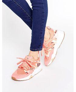 Puma | Кроссовки С Коралловой И Розовой Отделкой X Careaux Blaze Of
