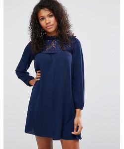 Brave Soul   Платье С Кружевом