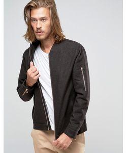 RVLT | Куртка-Пилот С Золотисто-Розовой Молнией Revolution Зеленый