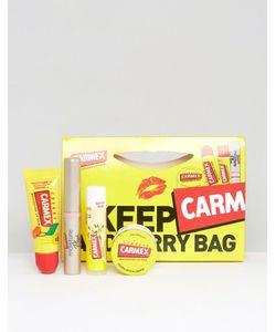 Carmex | Набор Keep Carm Carry Bag Бесцветный