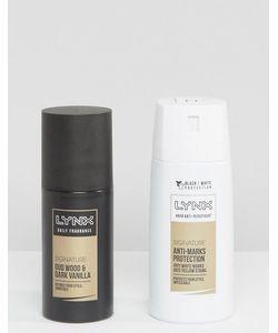 Lynx | Подарочный Набор Из Двух Средств Advanced Signature Мульти
