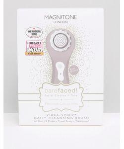 Magnitone | Розовая Электрическая Щетка Для Ежедневного Ухода За Лицом Бесцветный