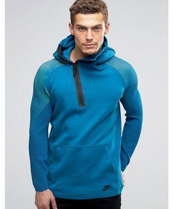 Nike | Зеленое Худи Tech 805655-301