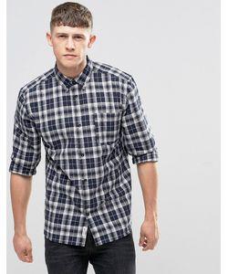 Bellfield | Рубашка В Клетку На Пуговицах С Одним Карманом