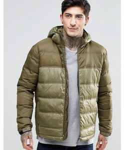 Fat Moose | Стеганая Куртка С Капюшоном Cosmo