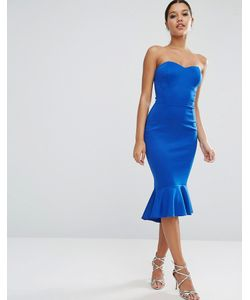 Asos | Платье Бандо Pephem